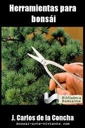 Herramientas para bonsái