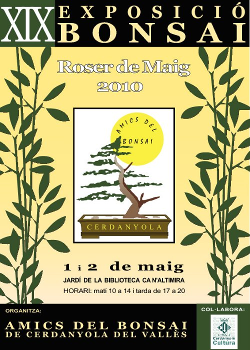 Roser de maig 2010