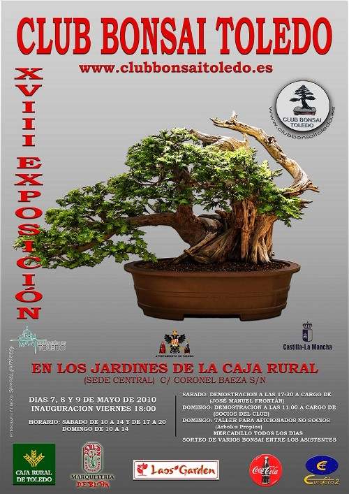 XXVVIII Exposicion Club Bonsai Toledo