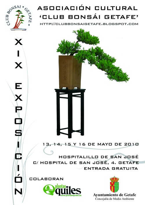 19 Exposicion Bonsai Getafe