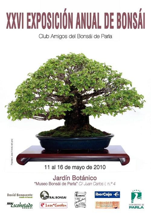 XXVI Exposicion Bonsai Parla